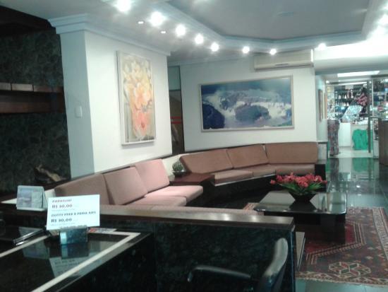 San Rafael Hotel: hotel e areas