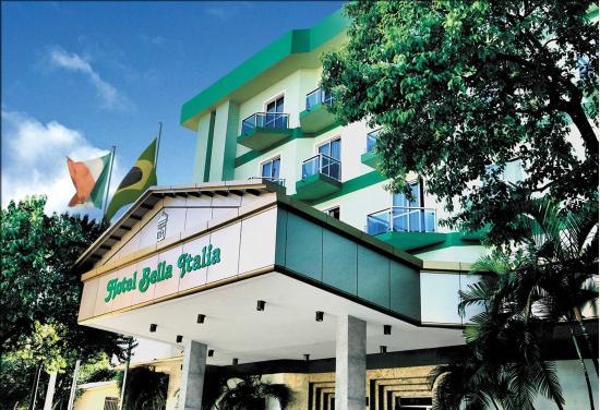 Hotel Bella Italia: Fachada