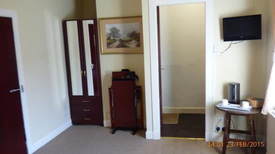 Oldmeldrum, UK: Double Room