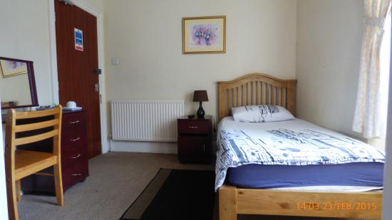 Oldmeldrum, UK: Single Room