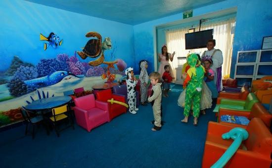 Kids Club Picture Of All Ritmo Cancun Resort Amp Waterpark Cancun Tripadvisor