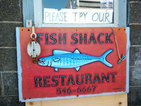 Fish Shack Restaurant: Fish Shack