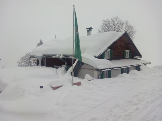 Schwarzenberg, Østrig: Restaurante