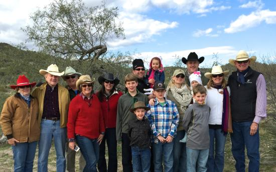 Flying E Ranch : The Clan