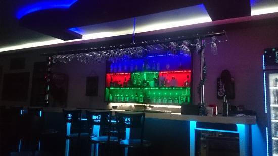 Costa Turca del Mediterraneo, Turchia: lovely bar