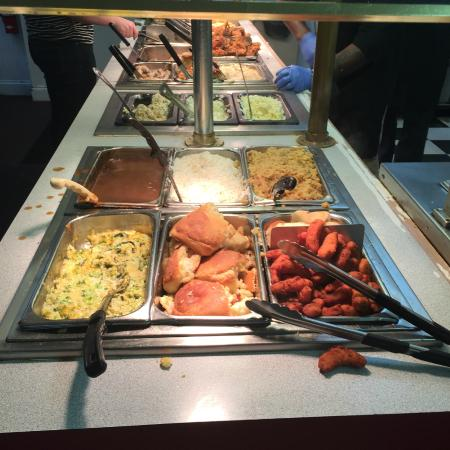 Casey's Buffet Barbecue & Home Cookin: buffet