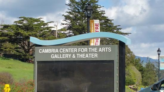 ‪Cambria Center for the Arts‬