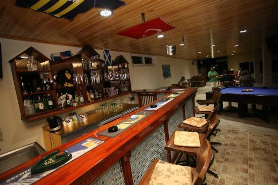 California Apart Hotel : bar