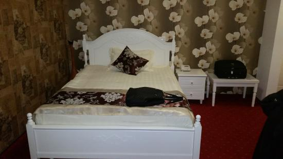 Hotel Helin Central: single bed