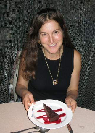 Bella Piatti: my first fiftieth birthday celebration