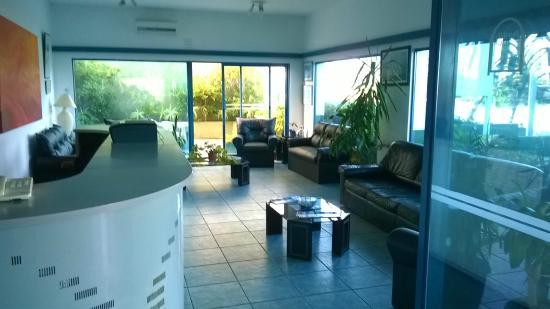 Apart Hotel Punta Azul: lobby
