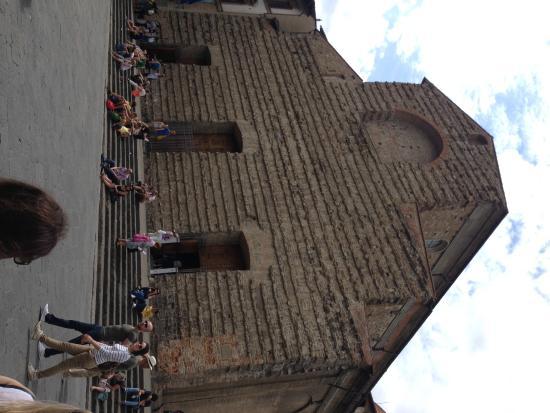 Santa Maria Maggiore : Fachada