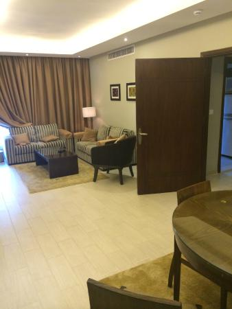 Shada Suites - Salama: excellent space