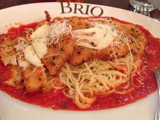 Brio Italian Restaurant San Antonio
