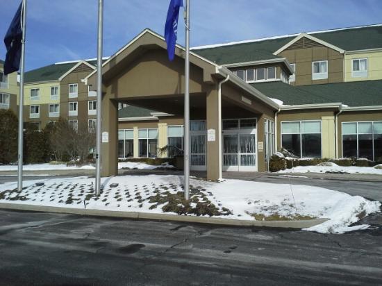 Hilton Garden Inn Islip Long Island Ny