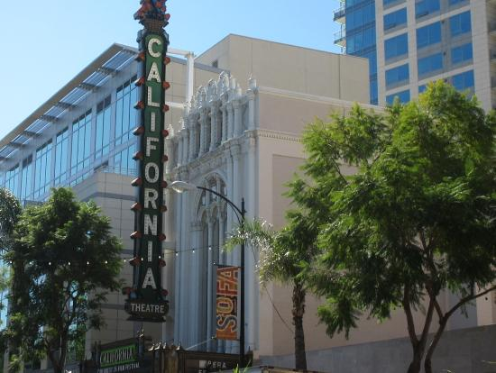 California Theatre: California Theater, San Jose, Ca