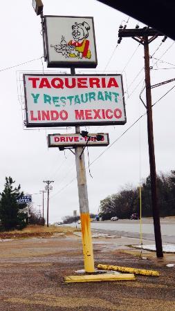 Taqueria y restaurant lindo mexico tyler restaurant for Restaurants in tyler tx