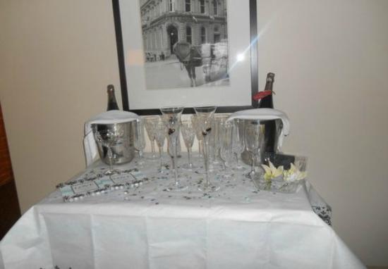 Hotel Nelligan : Ici on célèbre