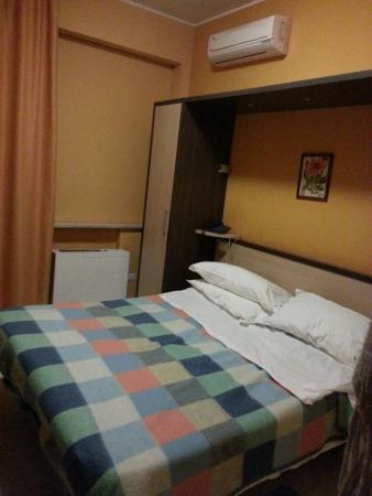 Hotel Michelangelo: La camera