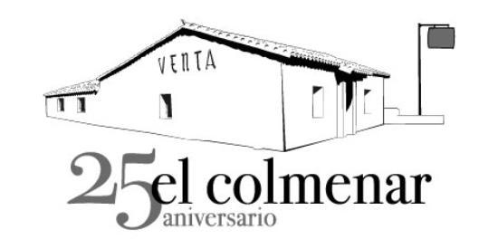 Venta El Colmenar: 25 aniversario