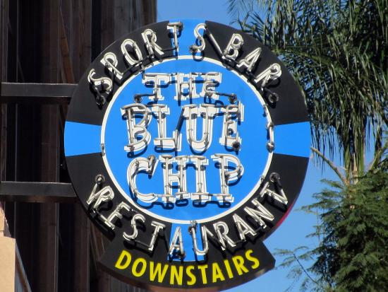 The Blue Chip Sports Bar & Restaurant