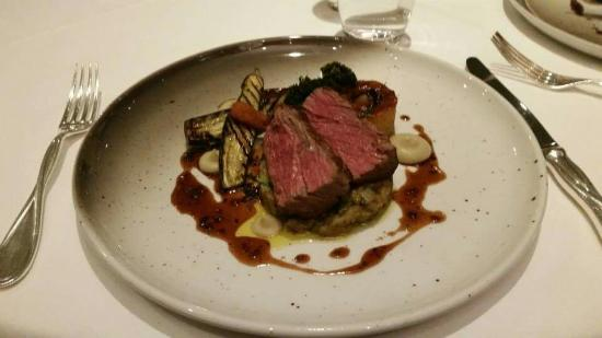 Number One at The Balmoral: Beef main best beef ive ever tasted