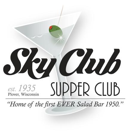 Sky Club Supper Club : Home of the FIRST ever salad bar 1950