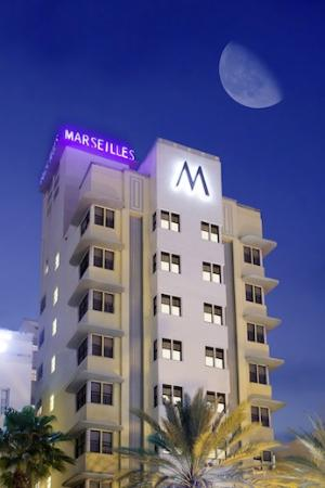 Photo of Marseilles Hotel Miami Beach