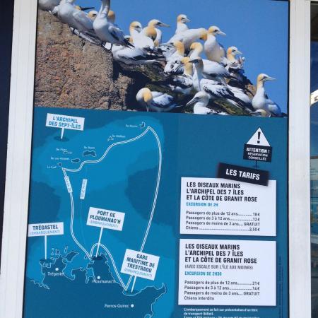 Réserve Naturelle des Sept Îles: The tour