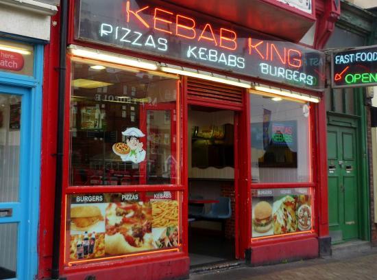 Kebab King, Blackpool