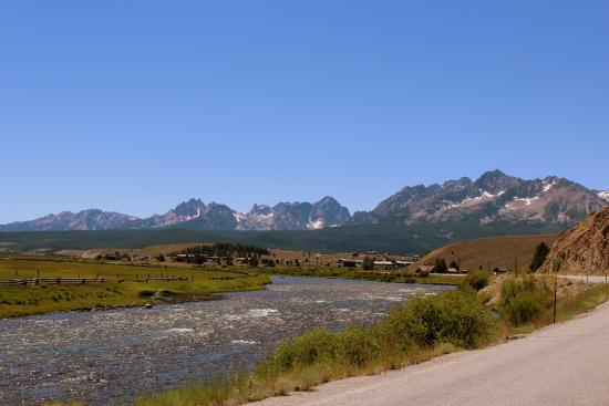 Sawtooth National Forest: Near Stanley
