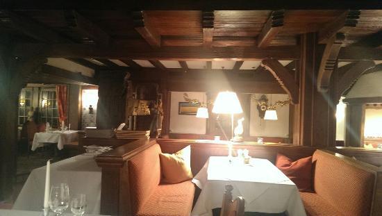 Landhaus Carstens: Restaurant