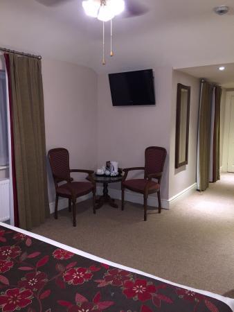 Harrington Hall: Room