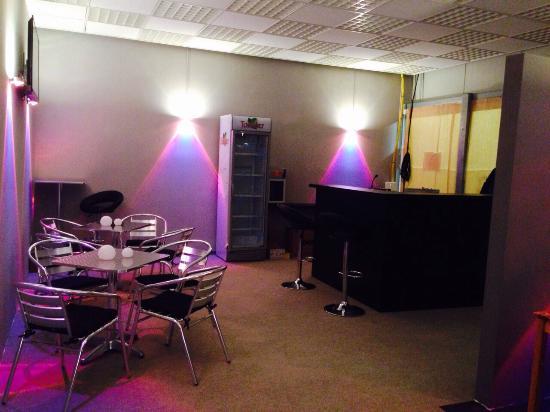 Griesheim, Alemania: Die Lounge