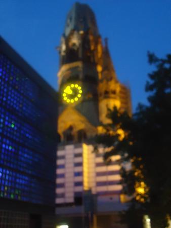 Come Inn Berlin Kurfuerstendamm Opera : muy cerca del hotel  zona muy bonita