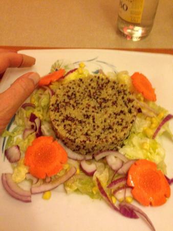 Al Natural: Quinoa salad