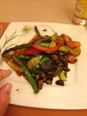 Al Natural: Parrillada de Verduras