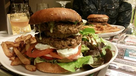 Bougnat Burger : Lo Mefiano