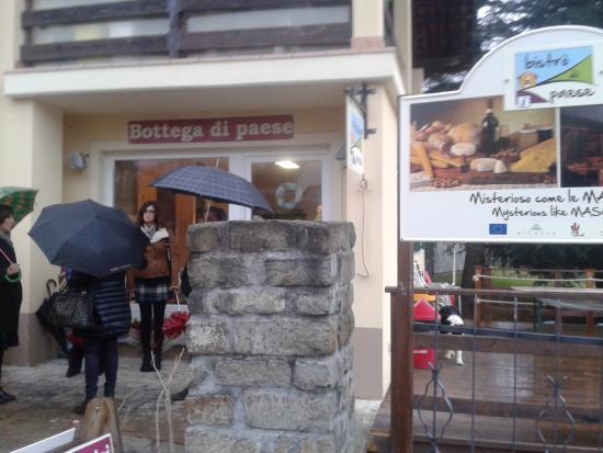 Ceva, Italy: bottega di paese paroldo