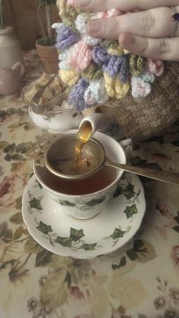 Strand Teahouse and Eatery: Speciality Tea