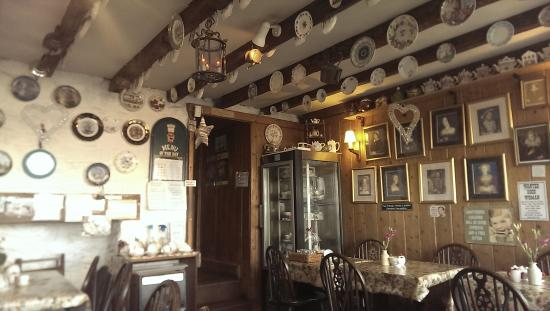 Strand Teahouse and Eatery: The Tea Room