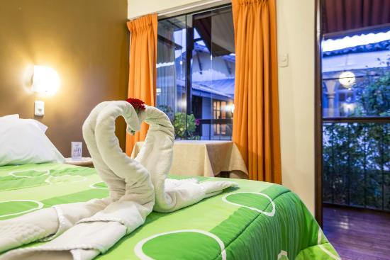 Munaycha Hospedaje : Room w full size bed