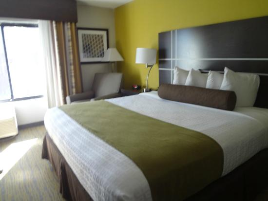 Best Western Plus Hanes Mall Hotel : The room I stayed in