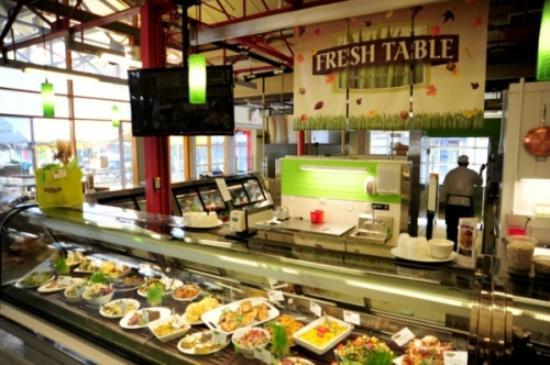 Cincinnati Food Tours : Where the tour begins