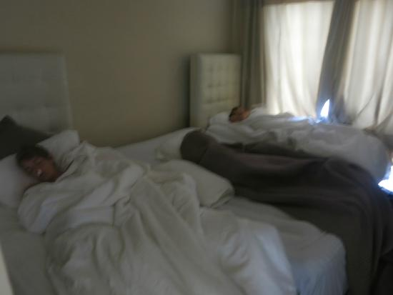 Gold Coast Aruba Luxury Condo: The kids bedroom