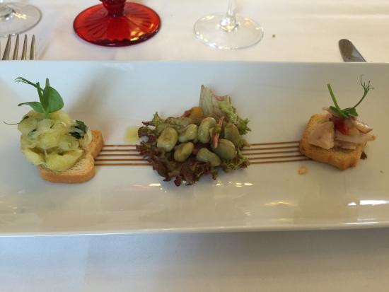 Restaurante Cozinha Velha: Aperitivo