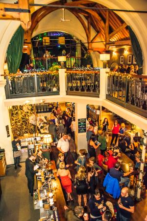 The Vestry Restaurant & Bar: Vestry live music