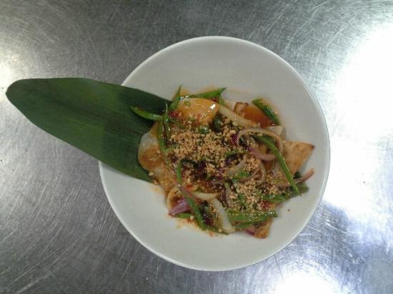 Nancy Chang Worcester Restaurant: Thai Chicken Dumplings, Tapas