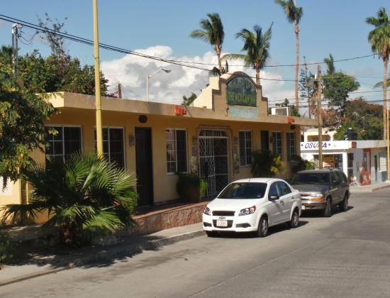 Norman Diego's The Mexican Inn: Streetview