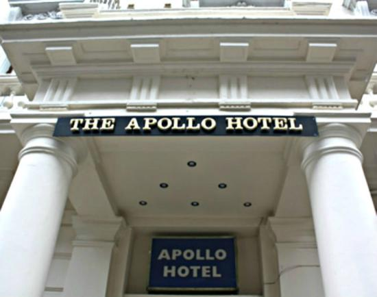 Apollo Hotel London Queensborough Terrace